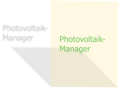 Photovoltaik-Manager